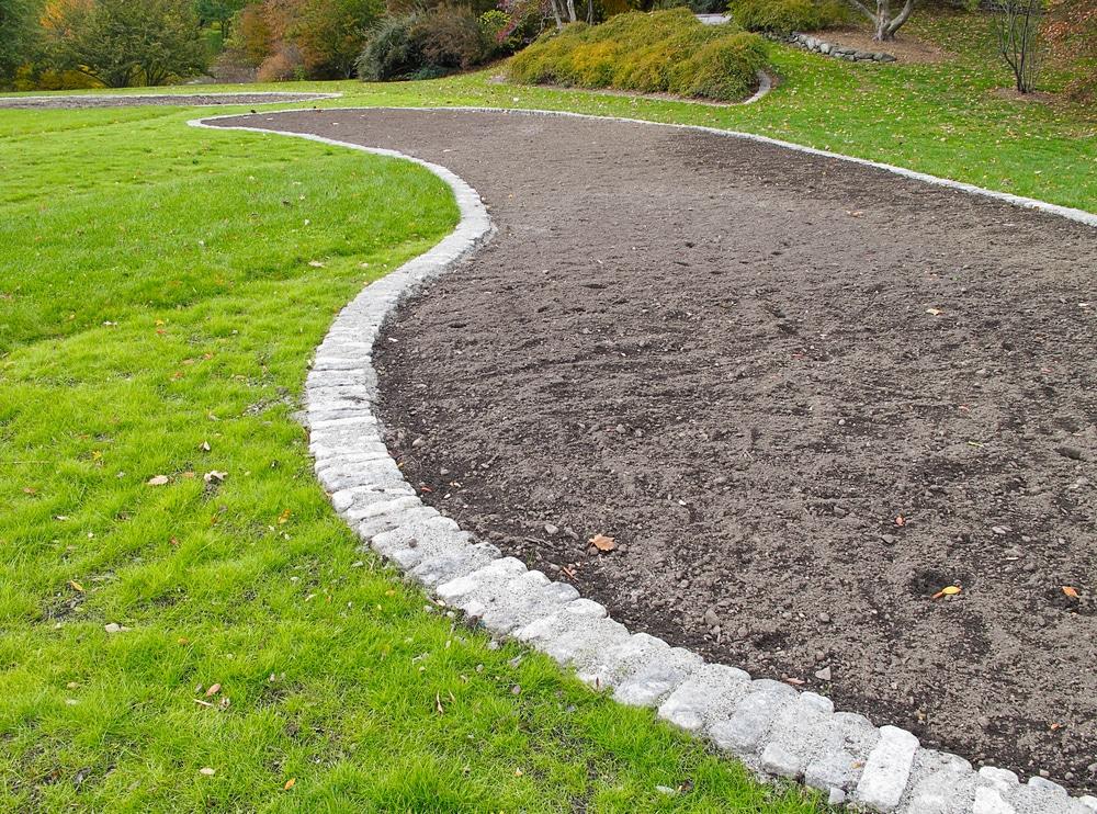 Inventer des bordures une id e de d co pour jardin for Jardin loisir