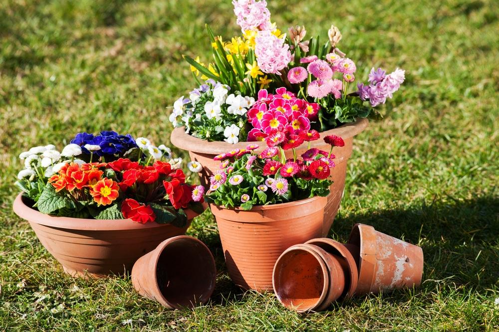 Les pots de fleurs lumineux une nouvelle tendance d co - Loisir jardin ...