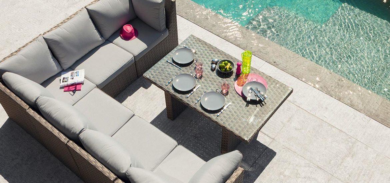 Conseils pour le jardin avec loisir - Comment choisir son salon de jardin en teck ...