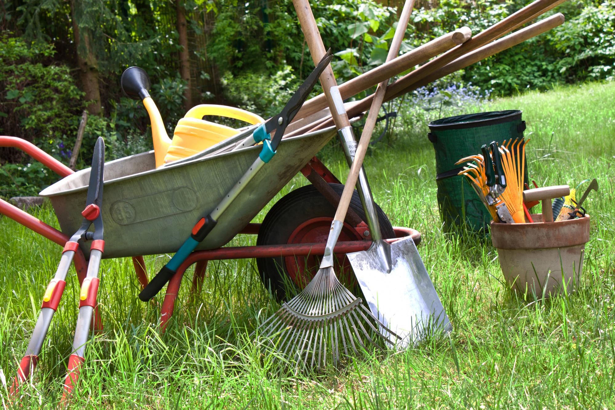 Les fa ons de bien entretenir les outils de jardin - Loisir jardin ...